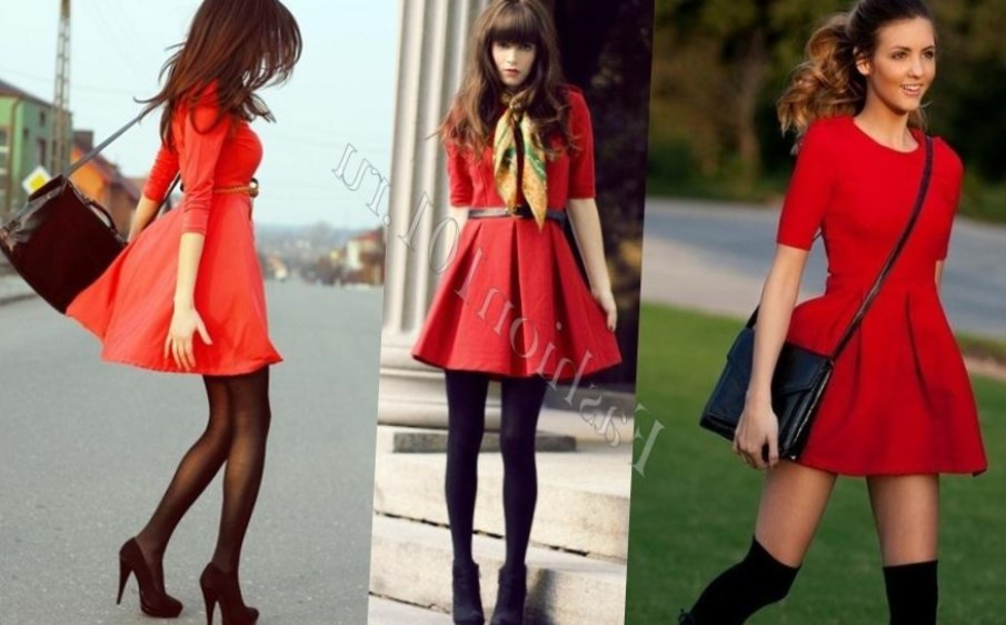 С чем носить бордовое платье? Бордовый цвет предпочитают многие из-за его благородства и сдержанного шика. Но чтобы выглядеть стильно в бордовом платье, необходимо очень тщательно продумать все мелочи своего гардероба.