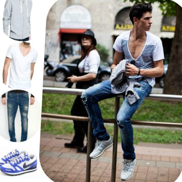 Носить кроссовки на танкетке следует с джинсовой одеждой, узкими брюками или шортами.Оранжевые, бирюзовые, салатовые, они составят удачный наряд с укороченными джинсами или шортами. Как носить летние кроссовки?