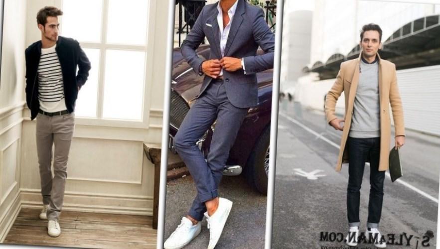 Далее вы узнаете, какие модели выбрать, с чем носить спортивные кроссовки и как с их помощью можно создать стильный и неповторимый образ. Беспроигрышная комбинация — кроссовки с джинсами.