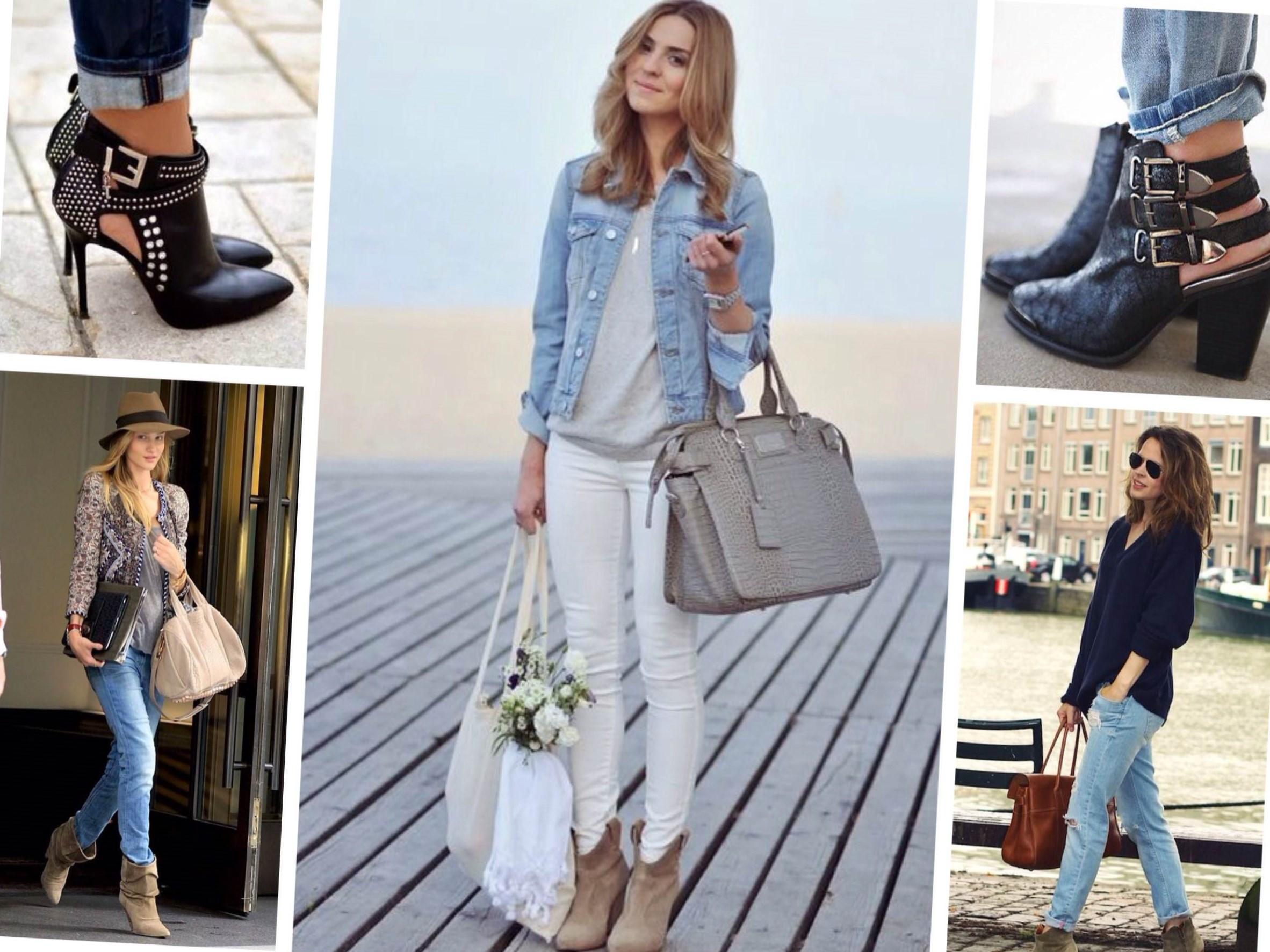 Как подобрать кроссовки к джинсам. Джинсы — довольно универсальный предмет гардероба, чего нельзя сказать о кроссовках. Тем не менее, уличные модники носят джинсы с кроссовками в качестве повседневного варианта для прогулок и походов по магазинам.