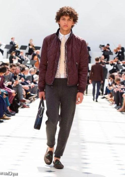 Куртка-бомбер - с чем носить? Когда смотришь на очередную тенденцию, не всегда очевидно, как её применять на практике.Мужская куртка бомбер на пике моды Марина Щукина. Брюки-кюлоты с чем носить?